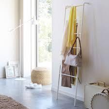 storage solutions yamazaki kleiderständer garderobenständer mit regal zum anlehnen minimalistisch home furniture diy itkart org