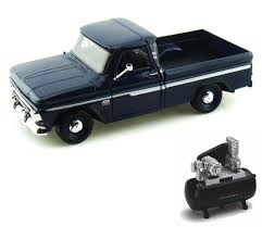 Diecast Car & Air Compressor Package - 1966 Chevy C10 Fleetside ... Lmc Truck On Twitter George Ms 1966 Chevy C10 Was Originally Custom Pickup In Pristine Shape Stepside If You Want Success Try Starting With The 44 Youtube For Coolest 4 Wheel Drive Trucks Fuse Box Wiring Library 3 That Dominated The Summer Car Shows Daily Rubber Lwb Fleetside 456 Flickr C 10 Pickup 50k Miles Chevrolet Ck For Sale Near Houston Texas 77007 Cc Outtake Mini Stakebed Sold Streetrodding By Streetroddingcom
