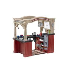 Kidkraft Grand Gourmet Corner Kitchen Play Set by Step2 Grand Walk In Kitchen Playset 8562kr The Home Depot