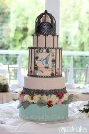 Formal Wedding Cakes
