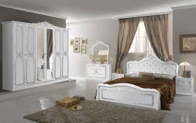 weißes barockschlafzimmer set 4 teilig schlafzimmer set