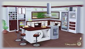 Florence Kitchen By SIMcredible Designs