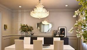 Modern And Sophisticated Dining Room Lighting Design Of Glam Couple By Claudia Mahecha San Francisco