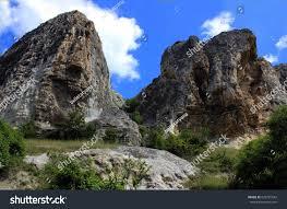 100 Rocky Landscape Crimea Near Bakhchisaray City Stock Photo Edit Now
