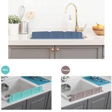 Splash Guard For Bathtub by Amazon Com Mia Home Silicon Kitchen Sink Water Splash Guard Grey