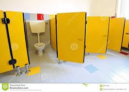 badezimmer im kindergarten stockfoto bild sauber 82551382
