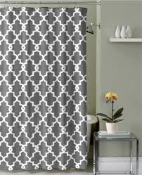 Navy Geometric Pattern Curtains by Amazon Com Geometric Patterned Shower Curtain 70 Inch By 72 Inch
