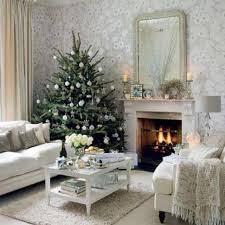living room country cottage christmas decorationswonderful