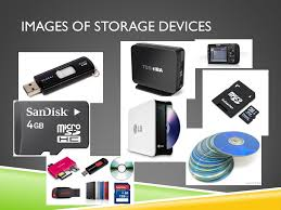 7 Images Of Storage Devices