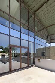 panel curtain wall aluminum and glass 1202 kadille kawneer