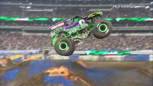 100 Monster Truck Show Anaheim Jam Roars Into Angel Stadium In This Weekend Abc7com