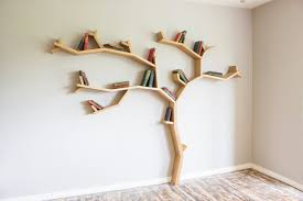 100 Tree Branch Bookshelves Culture N Lifestyle CNL Homemade Constructed