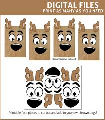Scooby Doo Pumpkin Carving Stencils Patterns by Scooby Doo Favor Bags Printables Digital Party Bag