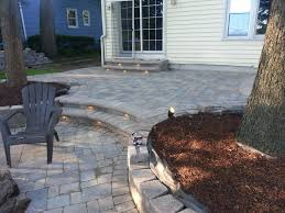 Menards Stone Patio Kits by 1200 Sq Ft Patio Project Start To Finish Diy