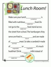 Halloween Mad Libs For 3rd Grade by Themed Mad Libs Pinned By Pediastaff Visit Http Ht