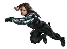 Winter Soldier PNG Render By MrVideo VidMan