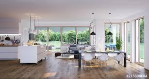 living room in modern luxury villa wohnzimmer in luxus