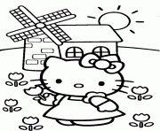 Hello Kitty S Ballerinaac86 Coloring Pages Printable