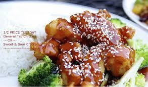 Asian Cuisine & Chinese Food Mandarin Garden