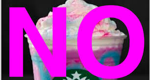The Starbucks Unicorn Frappuccino Is Awful And Wrong Baristas Are Begging People Not To Order It