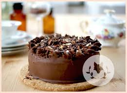 nutella torte gingerfoxbakery