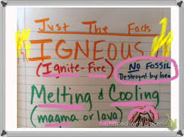Just The Facts 74 Igneous Rock