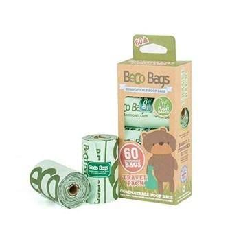 Beco Compostable Poop Bags - 60ct