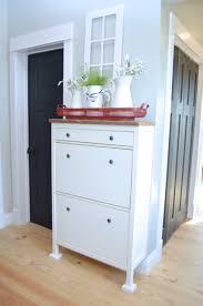 a simple ikea hemnes shoe cabinet hack shoe cabinet ikea shoe
