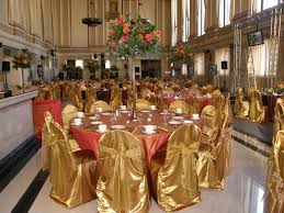 Victorian Gold Chair Covers With Vintage Gold Organza Sashes Chiavari Chairs Vs Chair Covers With Flair Gold Hug Cover Decor Dreams Blackgoldchampagne Satin Chair Covers Tie Back 2019 2018 New Arrival Wedding Decorations Vinatge Bridal Sash Chiffon Ribbon Simple Supplies From Chic_cheap Leatherette Quilted Fanfare Chameleon Jacket Medallion Decoration Package 61 80 People In S40 Chesterfield Stretch Spandex Folding Royal Marines Museum And Sashes Lizard Metallic Banquet Silver Outdoor