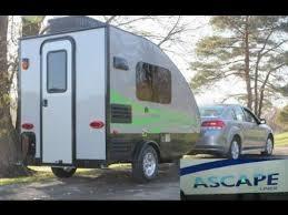 NEW 2017 Aliner Ascape Travel Trailer
