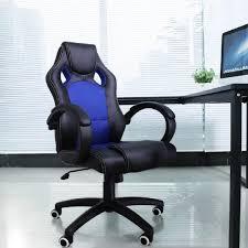 pour fauteuil de bureau chaise de bureau fauteuil de bureau pour ordinateur pu 2 roulettes