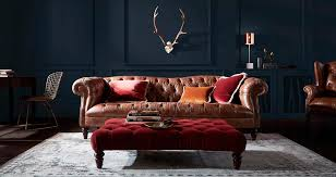 patchwork leather chesterfield sofa caseconrad