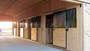 Shed Row Barns Plans by Virtues Of The Portable Horse Barn Stable Com