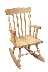 Back Jack Chair Walmart by Amazon Com Gift Mark Child U0027s Colonial Rocking Chair Espresso Baby