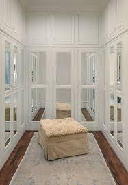 u shaped walk in closet design ideas