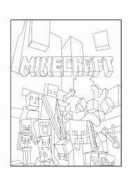 Minecraft Coloring Pages Mutant Creeper Elegant