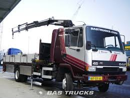 100 4x2 Truck DAF AE45CE Euro Norm 2 7800 BAS S