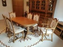 esszimmer eiche rustikal möbel gebraucht kaufen ebay