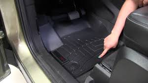 Honda Odyssey All Weather Floor Mats 2016 by Review Of The Weathertech Front Floor Liners On A 2013 Ford Escape