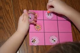 Magnetic Tic Tac Toe Board Fun Families