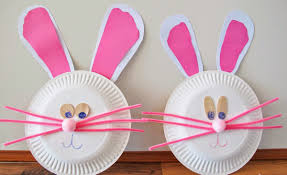 Paper Plates Animal Craft For Kids Art Gift Ideas