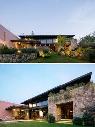 104 Contempory House This Contemporary In Mexico Is Surrounded By Nature