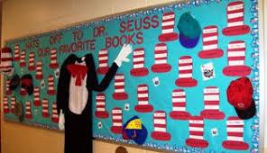 Dr Seuss Bulletin Boards