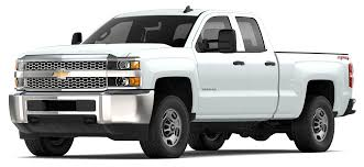 2019 Chevrolet Silverado 2500HD Incentives, Specials & Offers In ...