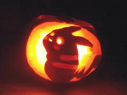 Easy Pokemon Pumpkin Carving Patterns by Pikachu Pumpkin By Kaikoura On Deviantart