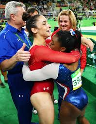 Aly Raisman Floor Routine Olympics 2016 by Simone Biles Soars To Olympic All Around Gold Aly Raisman Takes