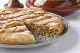 cuisine marocaine facile recette de pastilla de pigeon à la marocaine facile