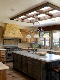 Kitchen Island Light Fixtures Ideas by 40 Best Kitchen Skylights Images On Pinterest Dining Tables