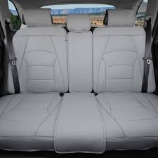 BESTFH: Car SUV Truck PU Leather Seat Cushion Covers Rear Bench ... Dodge Ram Pickup Seat Covers Unique 1500 Leather Truck Seat Covers Lvo Fh4 Black Eco Leather For Jeep Wrangler Truck Leatherlite Series Custom Fit Fia Inc Auto Upholstery Convertible Tops Mccoys New York Ny By Clazzio Man Tga Katzkin Vs 20pc Faux Gray Black Set Heavy Duty Rubber Diamond Front Cover Masque Luxury Supports Car Microfiber