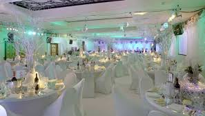 Ideas For A Winter Wedding Indoor Wonderland Theme